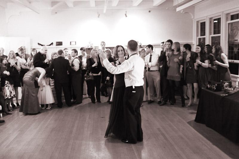 Clise mansion wedding